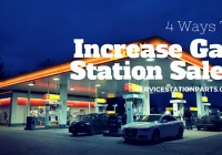 4 ways to increase gas station sales
