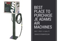 best place to purchase je adams air machines