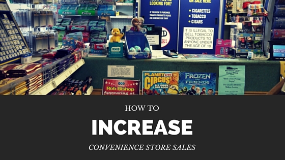 how to increase convenience store sales