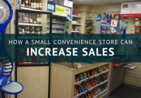 how a small convenience store can increase sales