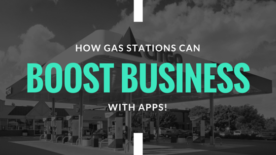 how gas stations can boost business with apps