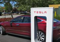 tesla gas station recharge